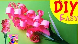 як зробити квітку гіацинт з паперу своїми руками