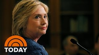 Hillary Clinton Health Scare Reflects On Her 'Trustworthiness' | TODAY