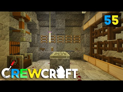 Crewcraft Minecraft Server :: Bdubs Torture Room! E55