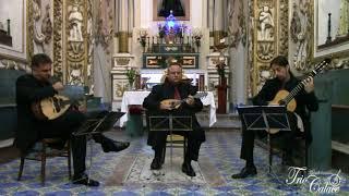 Antonio Vivaldi - Concerto RV 93 - II Largo - Trio Calace