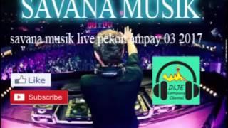 Savana Musik live bandar lampung 03 2017 arr Dinda Shofat