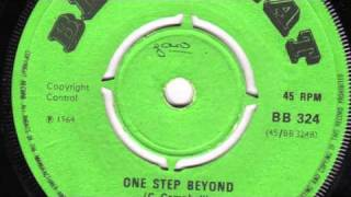ONE STEP BEYOND   PRINCE BUSTER