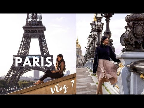 Vlog 7- Holiday Special Paris Part 1 | Indian Vlogger