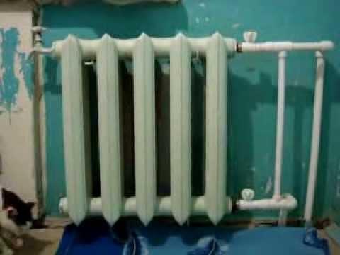 УЖКХ: замена стояка отопления