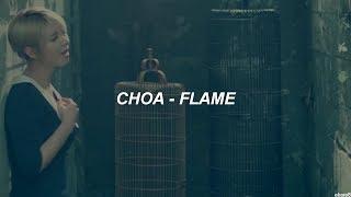 Video ChoA - Flame // Sub. español download MP3, 3GP, MP4, WEBM, AVI, FLV Maret 2018