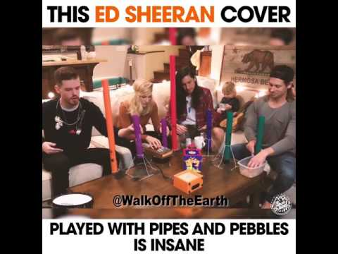 ED Sheeran Shape Of You Cover