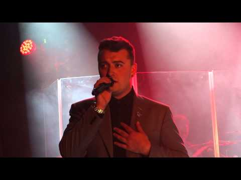 (HD) I've told you now - Sam Smith Live in Paris France - May 7, 2014