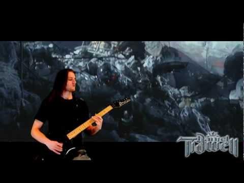 The Terminator Theme (Metal/Rock Version) on guitar by Daniel Tidwell - T2: Judgement Day