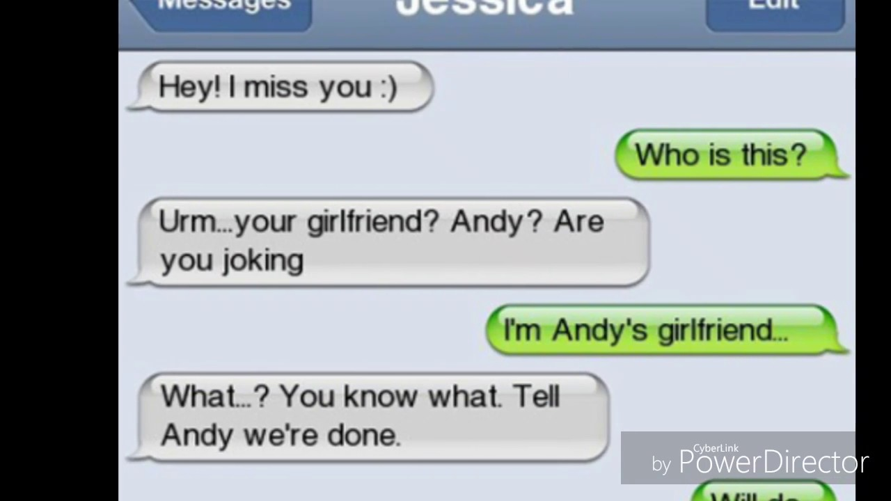 Image result for funny texts girlfriend and boyfriend ...  Funny Boyfriend And Girlfriend Texts