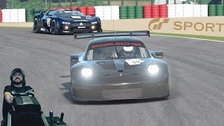 Достойная гонка с достойными соперниками в онлайне Gran Turismo: Sport
