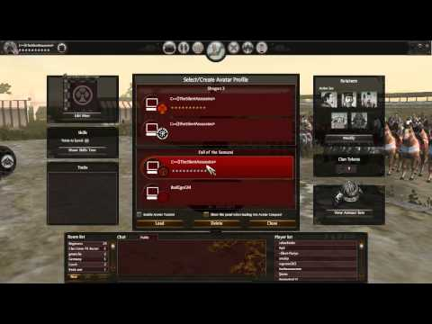 Shogun 2 Total War Fall of The Samurai Turial, basics, multiplayer menus,small fund strategies