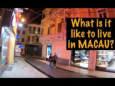 What is it like to live in MACAU?