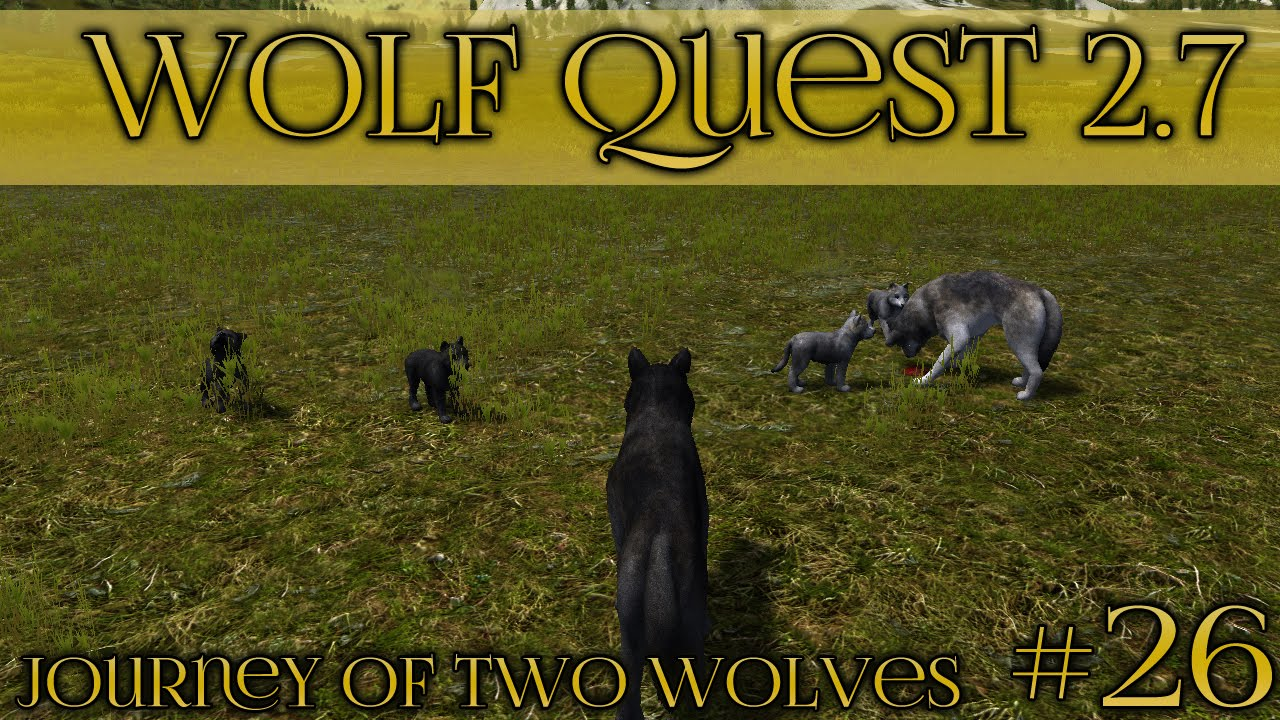 Raising a strong wolf pack wolf quest 27 brothers journey raising a strong wolf pack wolf quest 27 brothers journey episode 26 youtube ccuart Choice Image