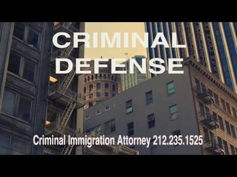 Criminal defense attorney in New Jersey - Criminal Immigration Lawyer