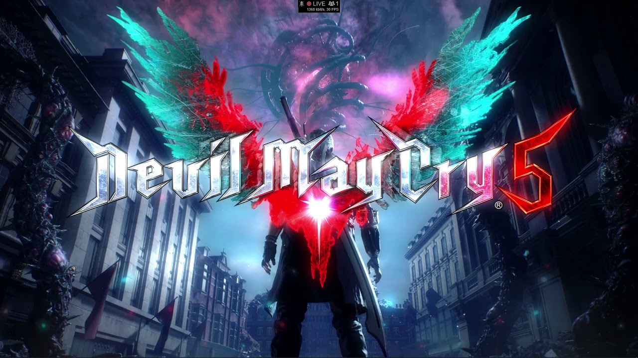 Wallpaper Engine Devil May Cry 5 Youtube