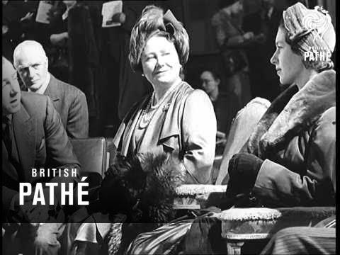 Royal Tribute To British Films (1951)
