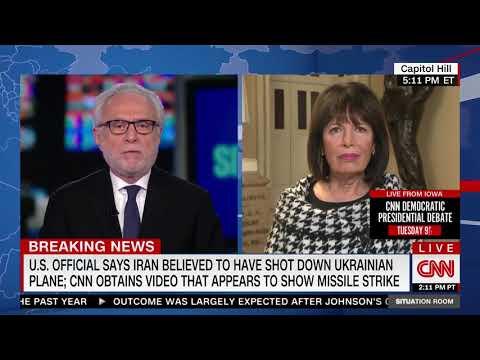 Garret Lewis - Democrat Blames Trump For Iran Shooting Down Passenger Jet