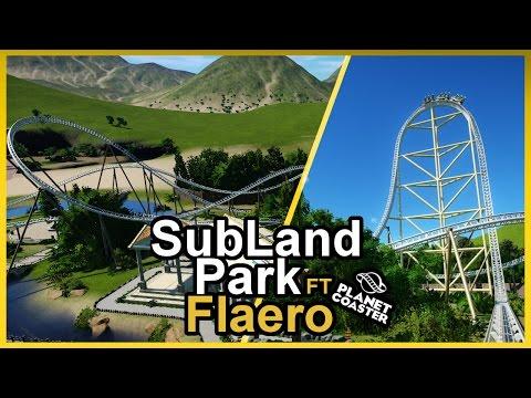 SubLand - Community Built Park - Ft Flaero - Week 4 - PlanetCoaster