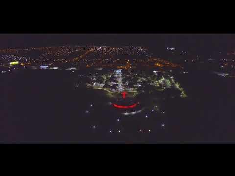 Parque do Cristo - Cenas Noturnas