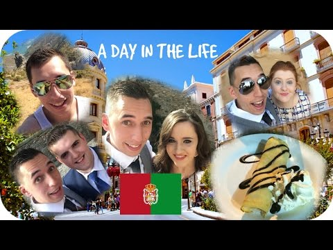 THE BEAUTY OF GRANADA!!| A Day in the life| Vlog #4