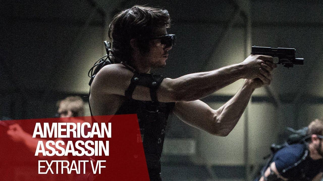 "AMERICAN ASSASSIN - Extrait 2 ""War Games"" - VF"