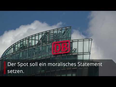 DB Werbesport So wirbt die Bahn mit Kopftuch gegen Vorurteil