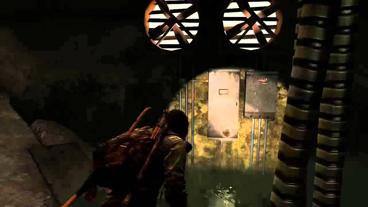 the last of us hotel basement speed run grounded mode