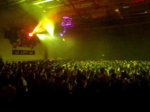 Homecoming DJ Lighting - High School Dance