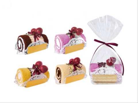 Toallas formas pasteles bodas regaloos com regalos for Regalos para hermanos en boda