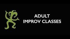 JesterZ Beginning Improv Classes