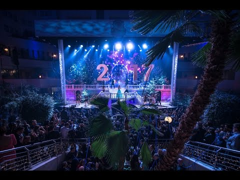 "Hilton Prague NYE / Silvestr Party 2016-2017 ""Winter Wonderland"""