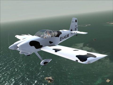 EI-HUM in FSX - Baytower RV-7
