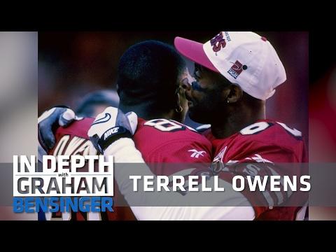 Terrell Owens: It felt like playing with Michael Jordan