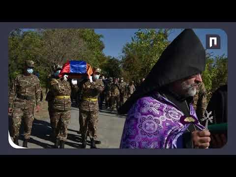 В моргах Армении нету мест! Холодильники заполнены трупами солдат   Пашинян скрывал число погибших