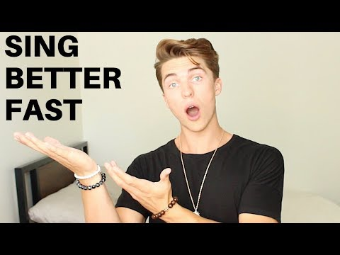 The Fastest Way to Sing Better (Do This Simple Thing) – How to sing