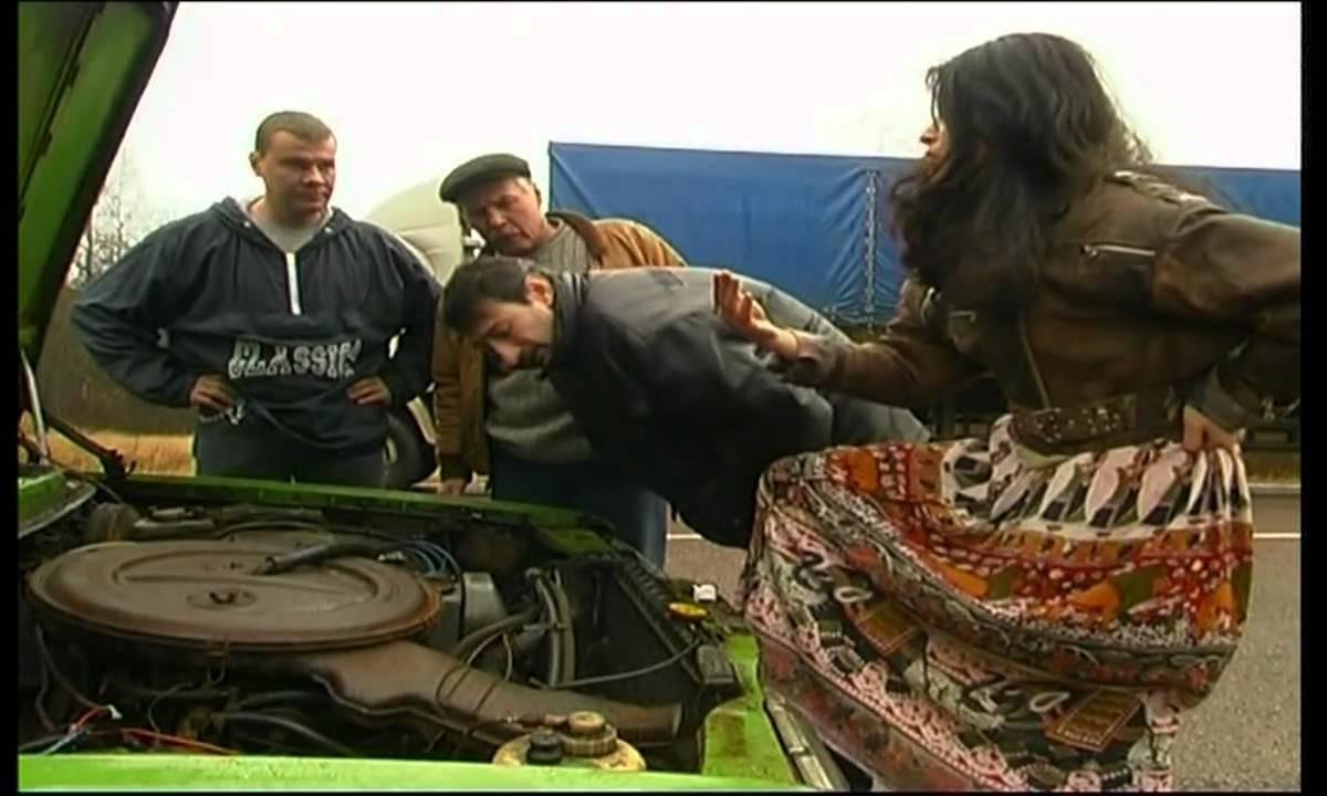Дальнобойщики на трассе проститутки видео 95