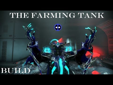 Nekros, the Farming Tank - Warframe Builds