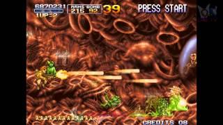 Metal Slug 3 - Mission 5 (Level-8) (Part 4)