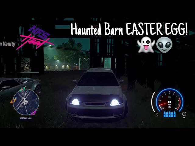 Need For Speed Heat Where To Find Haunted Barn