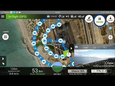 Easy Photogrammetry with your DJI Drone - Full end to end Guide. DJI Phantoms, DJI Mavics etc