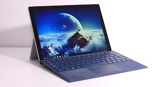 The Microsoft Surface Pro really surprised me with how good it actu...
