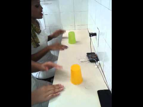 Beijinho No Ombro-cup Song