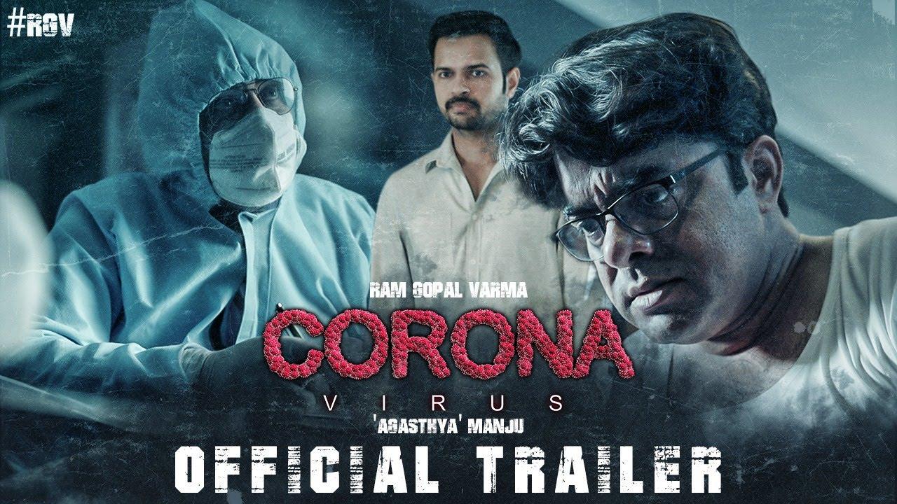 2) INDIA PROPAGANDA - FEAR Coronavirus Trailer | Ram Gopal Varma | Agasthya Manju | Latest Movie Tra