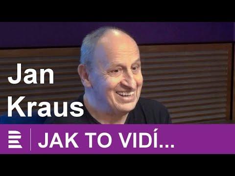 """Jan Kraus na Dvojce: """"I neúspěch je pak vlastně sranda. To je dobré se naučit v mládí."""""""