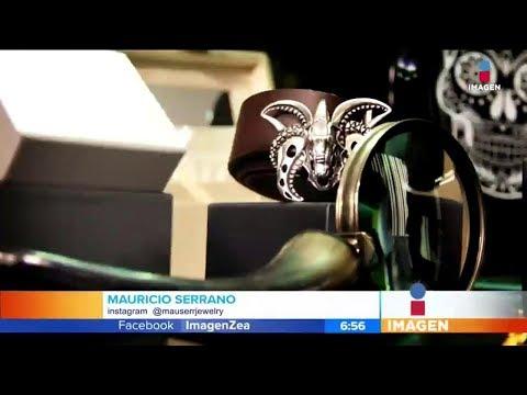 Mauricio Serrano y las joyas mexicanas de autor | Noticias con Francisco Zea