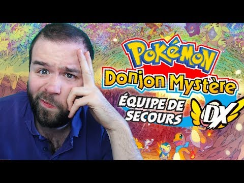 ATTENTION CE LET'S PLAY CONTIENDRA DU SEL ⚠️ - Pokemon Donjon Mystère DX