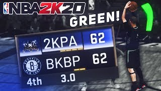 Attempting to hit game winners on PURPOSE.. nba 2k20