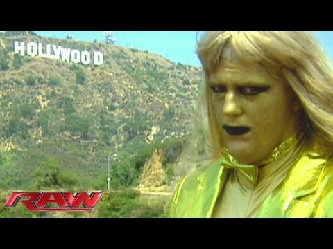 A special look at Goldust: Raw, Sept. 9, 2013