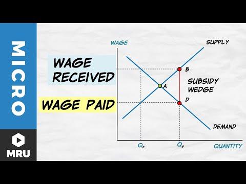 Wage Subsidies