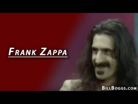 Frank Zappa Interview with Bill Boggs